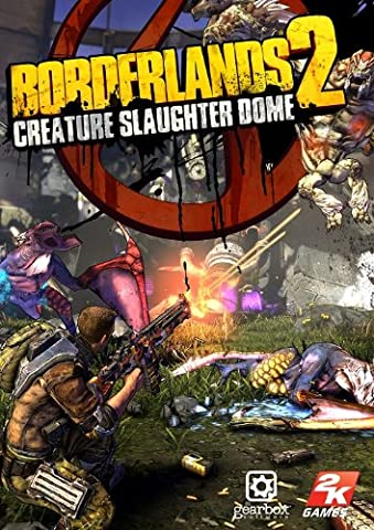 Borderlands 2 - Creature Slaughter Dome DLC [PC Steam