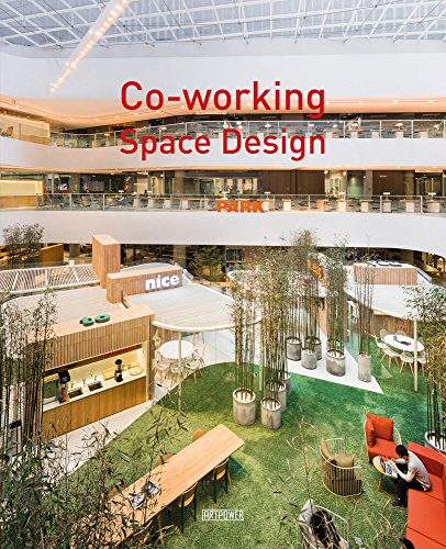 Co-working Space Design par Wang Chen