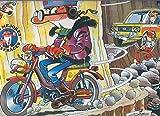 Poster Mortadelo. Mis mejores disfraces numero 7