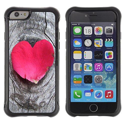 """Graphic4You """"Love Memories With You"""" Design Shockproof Anti-Rutsch Weichen Hülle Case Tasche Schutzhülle für Apple iPhone 6 Plus / 6S Plus Design #5"""
