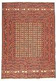 Trendcarpet Kelim Teppich Afghan Maliki Sumak 285 x 199 cm