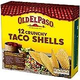 Old El Paso Taco Conchas 156g (Paquete de 2)