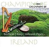 Bodhran/Harp/Uileann Pipes