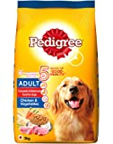 Pedigree Adult Dog Food Chicken & Vegetables, 3 kg Pack