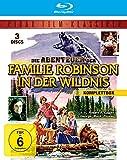 Die Abenteuer der Familie Robinson in der Wildnis - Komplettbox (Die legendäre Spielfilmtrilogie in brillianter HD-Abta