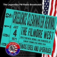 Legendary FM Broadcasts - The Filmore West 4th July 1971