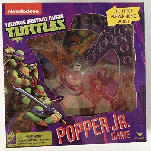 Teenage Mutant Ninja Turtles Popper Jr Game Nick Jr Nickelodeon Trouble Kids Activities
