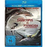 Sharktopus vs Pteracuda - Kampf der Urzeitgiganten