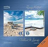 Chillout & Lounge (Vol.1 & 2) - Gemafreie Loungemusik: Hintergrundmusik & Ambient von Matthesmusic (Doppelalbum - 2 CDs) -