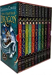 How To Train Your Dragon 10 Books Collection Box Set