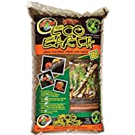 Zoo Med zoomed EE-8 Eco Earth Substrate Loose Pack, 8.8 Litres