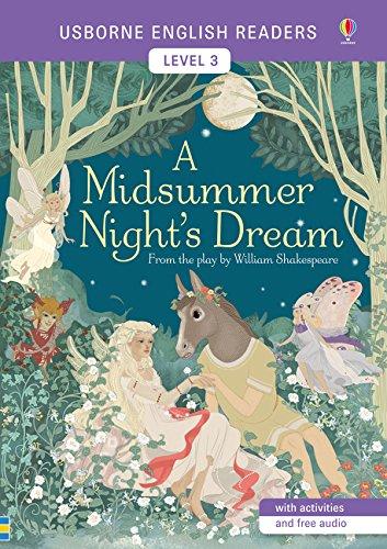 A Midsummer Night's Dream (Usborne English Readers Level 3) por Mairi Mackinnon