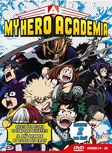 My Hero Academia Stagione 02 Box #01