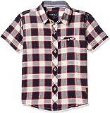 #5: Cherokee Boys' Regular Fit Cotton Shirt