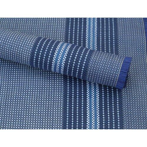 Vorzeltteppich Terrassenteppich Blau 250x350cm, schimme… | 04059301168717