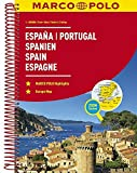 MARCO POLO Reiseatlas Spanien, Portugal 1:300 000 (MARCO POLO Reiseatlanten) - Marco Polo