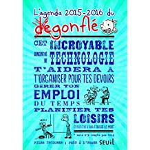 Agenda 2015-2016 du dégonflé