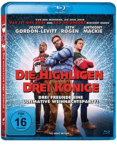 Die Highligen Drei Könige [Blu-ray] Preisvergleich