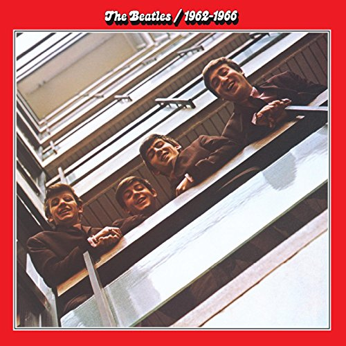 the beatles 1962 1966 the red album by the beatles on amazon music. Black Bedroom Furniture Sets. Home Design Ideas