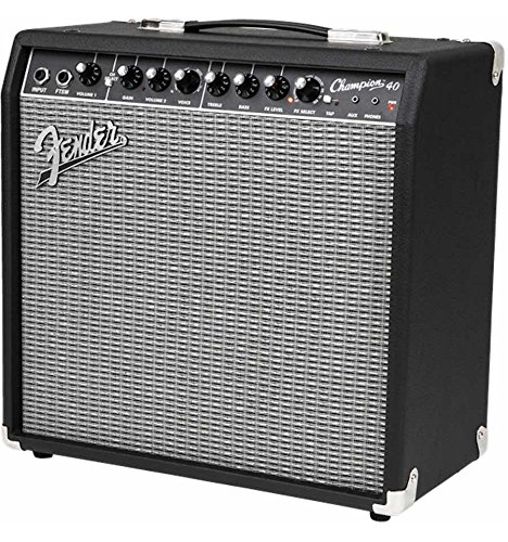 Fender Champion 40 · Electric guitar amplifier