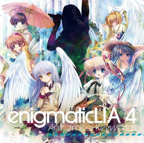 Preisvergleich Produktbild Enigmatic Lia 4-Anthemical Kes