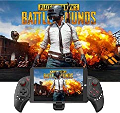 Leoie Wireless Bluetooth Gamepad Telescopic Gaming Controller for Android iOS Tablet PC