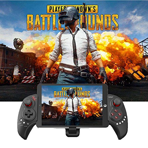 Microware iPega PG-9023 Wireless Bluetooth Gamepad Telescopic Game Controller Pad for Android Tablet PC (Does Not Support IOS)