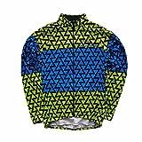 Uglyfrog 2018 M49 Neue Männer Radfahren Langarm Radfahren Trikots eine Menge Farben Antislip Ärmel Cuff Road Bike MTB Top Riding Shirt