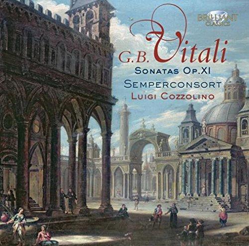 Vitali: Sonatas opus 11