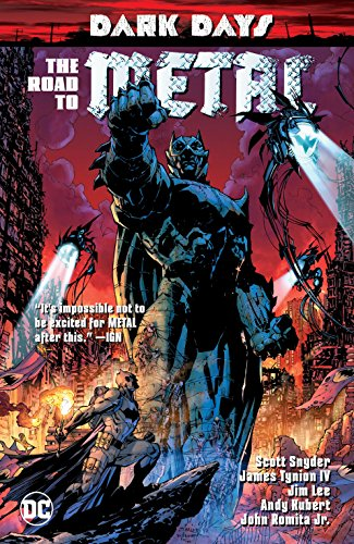 (Dark Days: The Road to Metal (Dark Nights: Metal (2017-)) (English Edition))