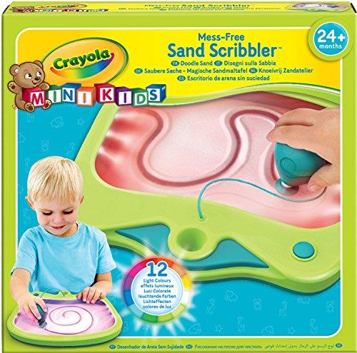 Crayola Mini Kids - 81-2000-E-000 - Doodle Sand