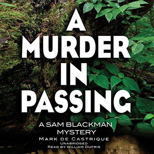 A Murder in Passing  Audiolibri