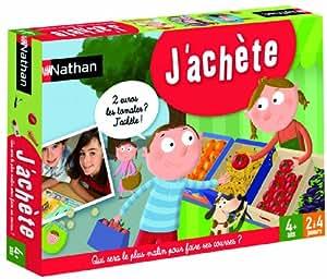 Nathan - 31126 - Jeu de société - Jeu éducatif - J'achète