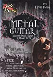 Music Sales Laiho Alexi - Metal Guitar Level 2 DVD Théorie et Pedag Semelles ogik Guitare acoustique