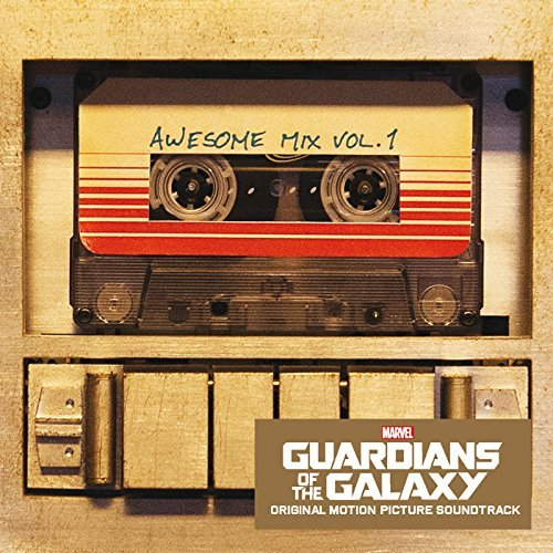 Guardians Of The Galaxy: Awesome Mix Vol. 1 By Various (2014-07-28)