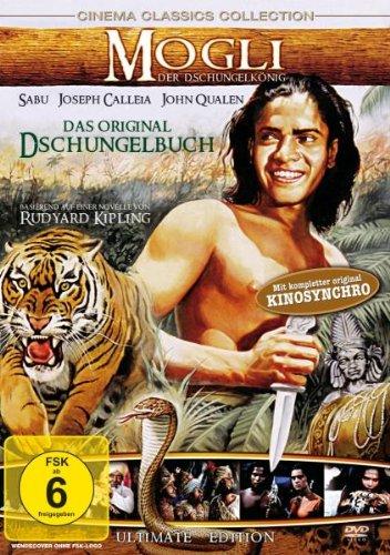 MOGLI - Der Dschungelkönig [Edizione: Germania]
