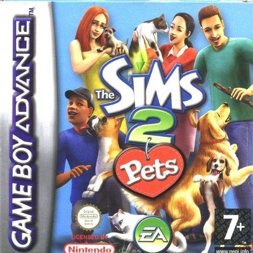 Game Sims Boy (The Sims 2: Pets [UK Import])