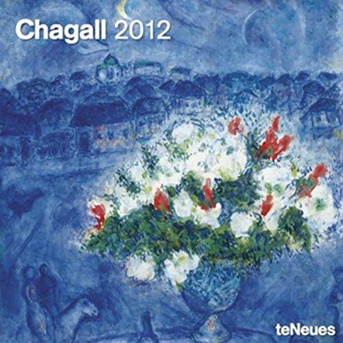 2012 Chagall Grid Calendar