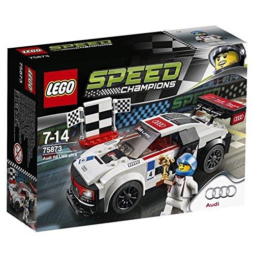 LEGO Speed Champions - Coche Audi R8 LMS Ultra 75873