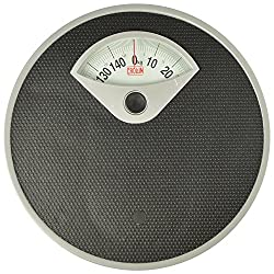 Crown Machenical Weigh Scale Unisex Weight Machine (Black)