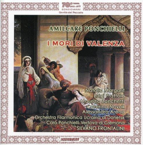 Ponchielli: I mori di Valenza