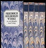 Werke - Friedrich Hölderlin