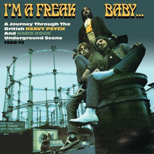 I'M a Freak Baby Farm Music Box
