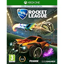 505 Games Rocket League: Collectors Edition, Xbox One Coleccionistas Xbox One Inglés vídeo - Juego (Xbox One, Coleccionistas, Xbox One, Racing, E (para todos), Inglés, Psyonix)