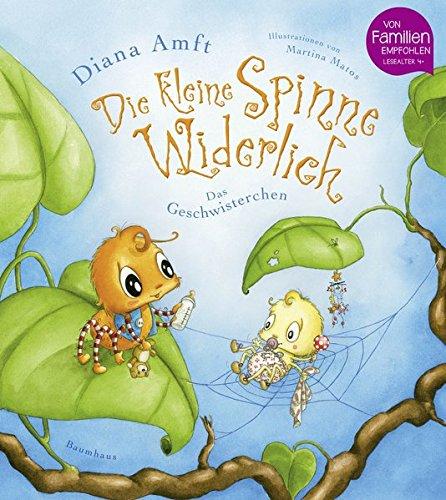 Die kleine Spinne Widerlich - Das Geschwisterchen (Midi-Ausgabe): Band 4