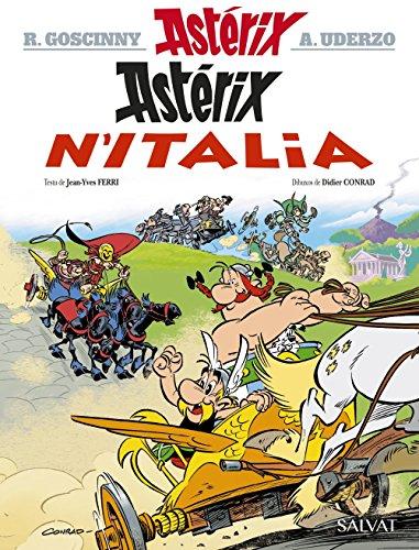 Astérix n'Italia (Asturiano - A Partir De 10 Años - Astérix - La Colección Clásica)