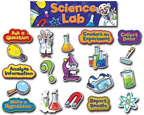 Foto de Creative Teaching Press Science Power Practice Mini-Bulletin Board