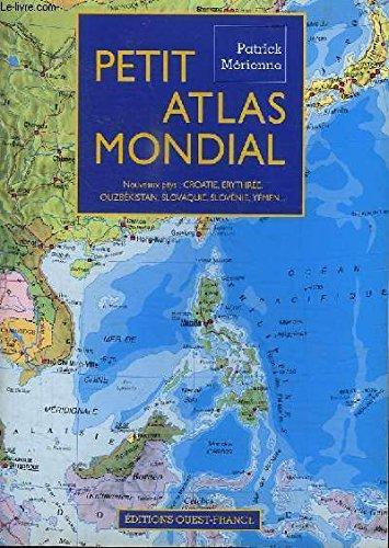 Petit atlas mondial par Patrick Mérienne