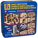 Pavilion Solid Wood Family 10 Game Center by Pavillion