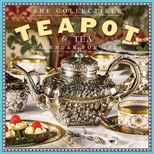 The Collectible Teapot and Tea 2020 Calendar Le Teapot